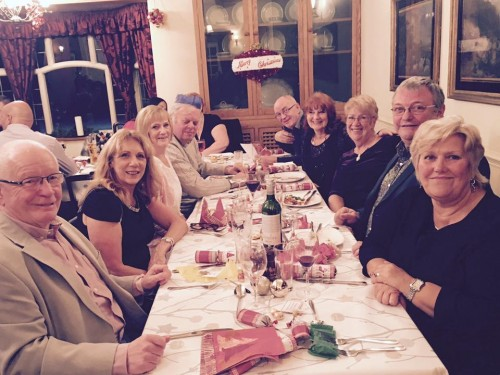 Adults Christmas Party