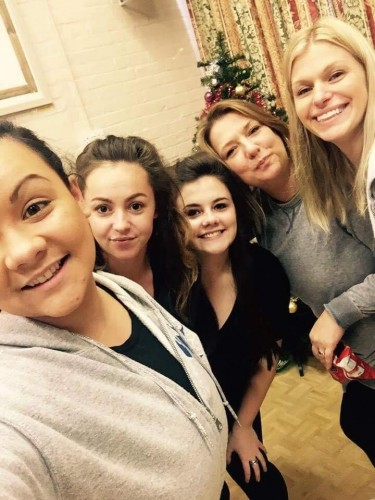 Students Christmas Party