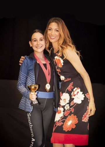 Platform Dance Festival 2019 - Jessica Stewart: Best Intermediate Dancer