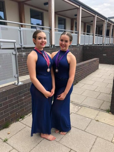 Platform Dance Festival 2019 - Bebe Price & Isobel Price Duet