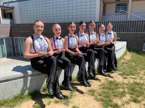 Platform Dance Festival 2019 - In The Mood Group