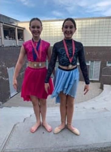 Platform Dance Festival 2019 - Bella-Rose Binney & Jessica Stewart Solo