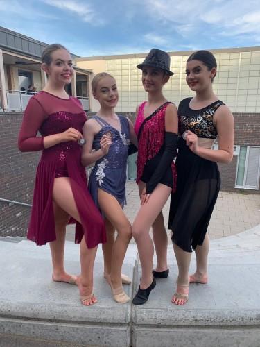 Platform Dance Festival 2019 - Isobel Price, Mia Rose, Orla Ryan & Martha Lowe Solo