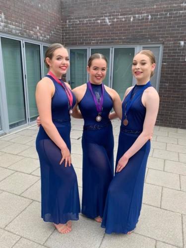Platform Dance Festival 2019 - Isobel Price, Bebe Price & Izzy Findley Trio