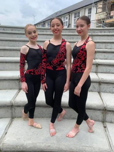 Platform Dance Festival 2019 - Mia Rose, Lucy Knight & Zoe Skerratt Trio
