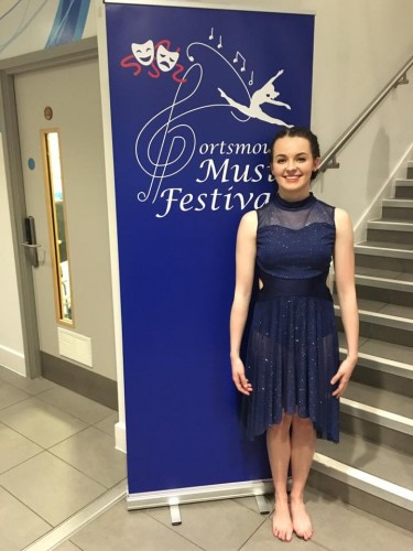 April Davies - Lyrical Solo