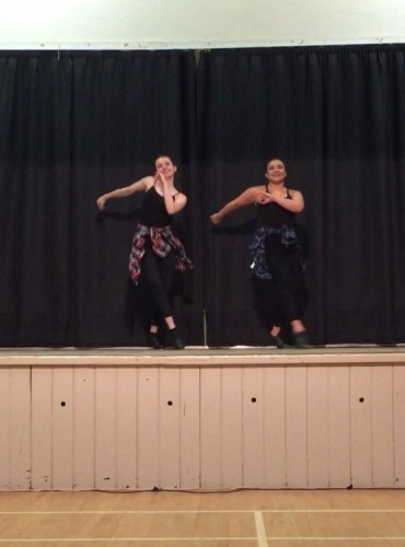 Disney Championships Dance Premiere - Senior Duet (April Davies & Jessica Thomas)