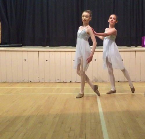 Disney Championships Dance Premiere - Junior Duet (Izzy Findley & Orla Ryan)