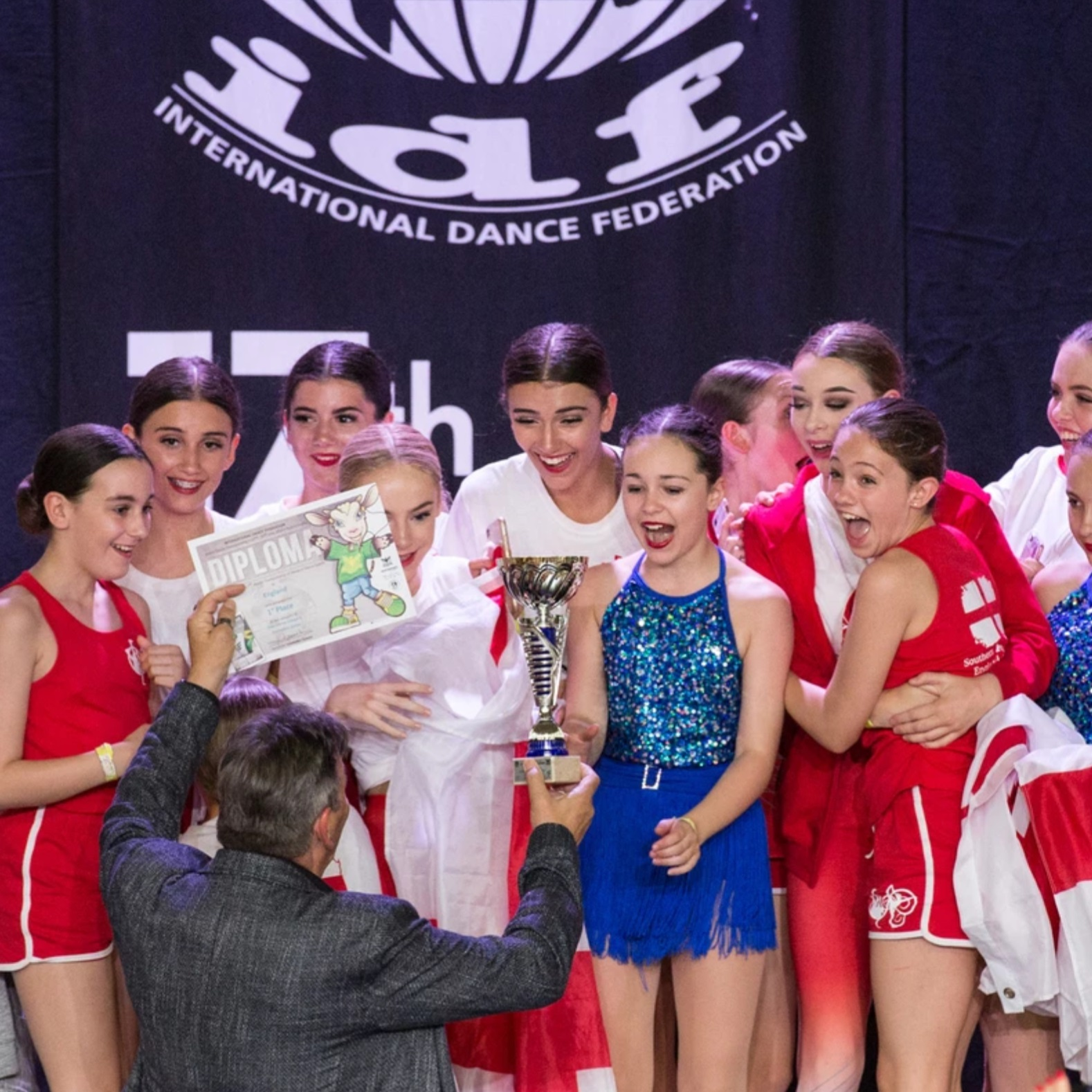 IDF World Dance Championships 2019
