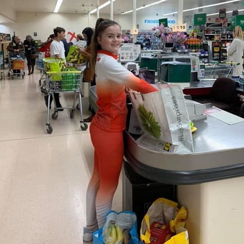 Morrisons Bag Packing 2019