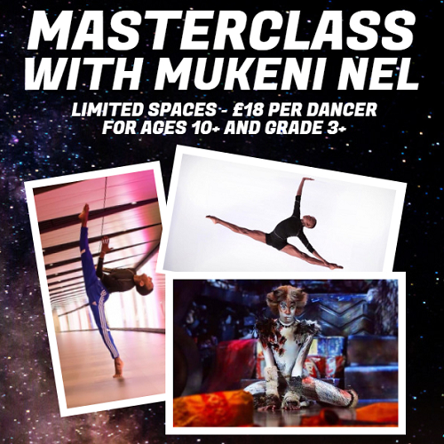 Masterclass with Mukeni Nel